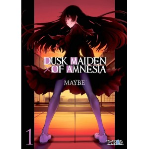 Dusk Maiden of Amnesia nº 01