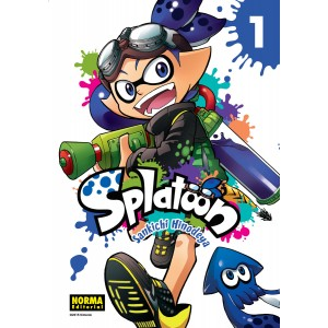 Splatoon nº 01