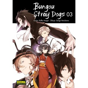 Bungou Stray Dogs nº 03