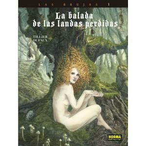 La Balada de las Landas Perdedias nº 09 - Cabeza negra