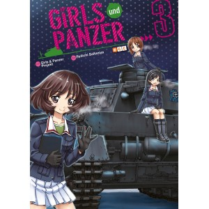 Girls und Panzer nº 03