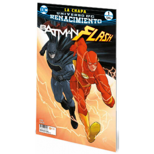 Batman/ Flash: La chapa nº 01