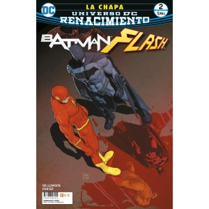 Batman/ Flash: La chapa nº 02