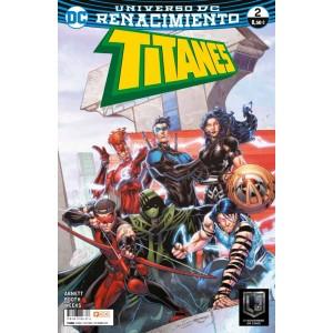 Titanes nº 02 (Renacimiento)