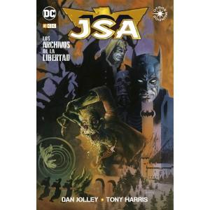 JSA: Los archivos de la libertad