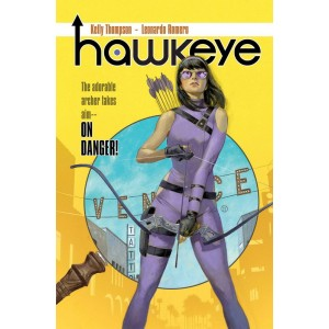 100% Marvel. Kate Bishop: Ojo de Halcón nº 01