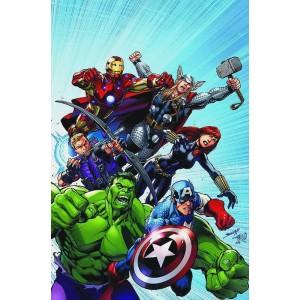 Marvel Deluxe. Los Vengadores nº 06