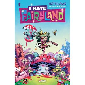 I Hate Fairyland nº 01