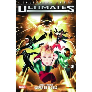 100% Marvel. Ultimates nº 03