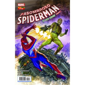 El Asombroso Spiderman nº 132