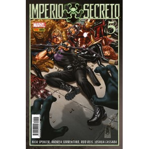 Imperio secreto nº 05