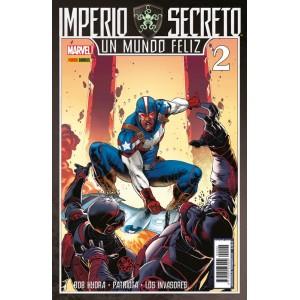 Imperio secreto: Un mundo feliz nº 02