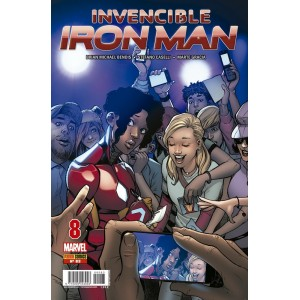 Invencible Iron Man nº 83 (8)