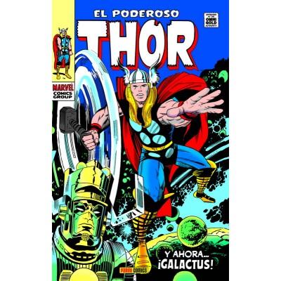 Marvel Gold. El poderoso Thor nº 04