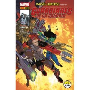 Marvel Universe presenta nº 13: Guardianes de la Galaxia
