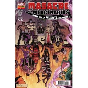 Masacre y los mercenarios nº 09