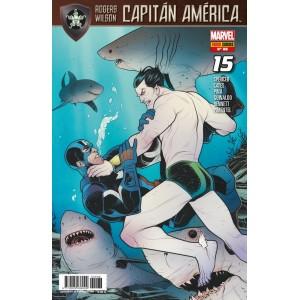 Rogers - Wilson: Capitán América nº 86 (15)