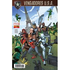 Vengadores USA nº 07