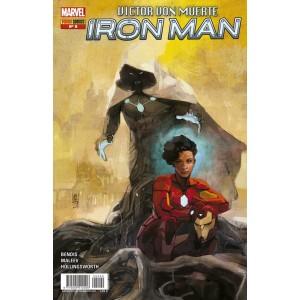Victor Von Muerte: Iron Man nº 09