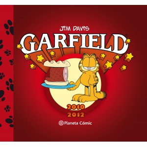 Garfield 2010-2012 nº 18