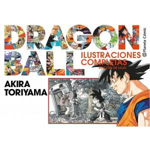 Dragon Ball: Ilustraciones completas (Edición de lujo)