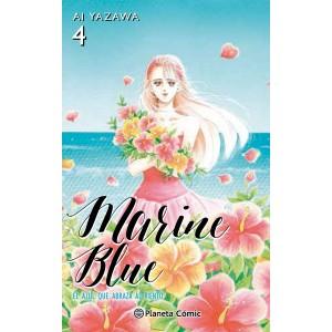 Marine Blue, el azul que abraza al viento nº 04
