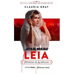 Star Wars Episodio VIII: Leia, princesa de Alderaan