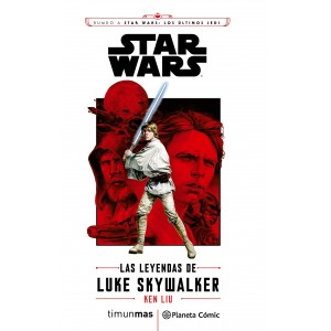 Star Wars Episodio VIII: Las leyendas de Luke Skywalker