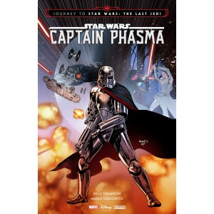 Star Wars: Capitana Phasma HC