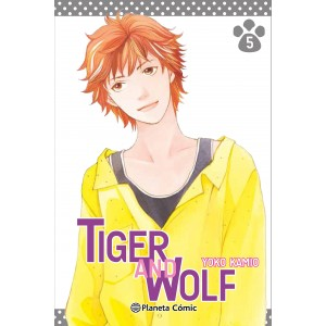 Tiger and Wolf nº 05