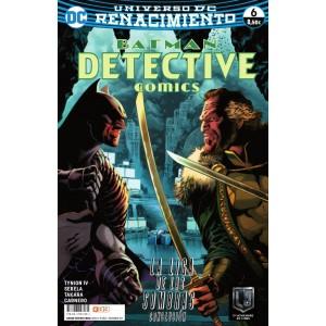 Batman: Detective Comics nº 06 (Renacimiento)