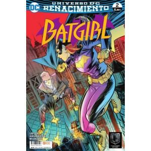 Batgirl nº 02 (Renacimiento)