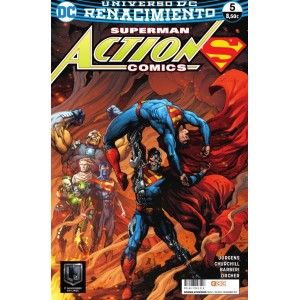 Superman: Action Comics nº 05