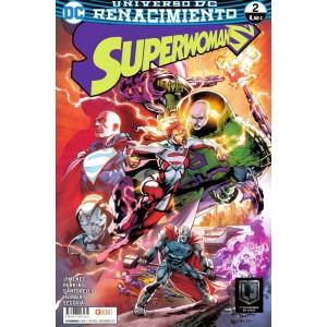 Superwoman nº 02 (Renacimiento)