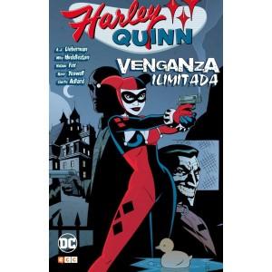 Harley Quinn: Venganza ilimitada