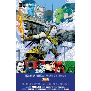 Grandes autores de la Liga de la Justicia: Mark Millar - Paraíso perdido