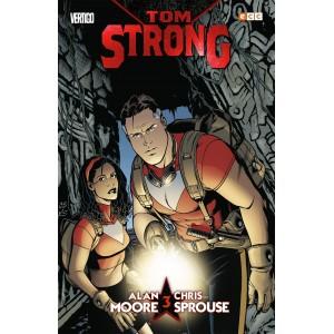 Tom Strong: Libro 3