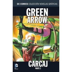 Colección novelas gráficas nº 42: Green Arrow: Carcaj nº 02