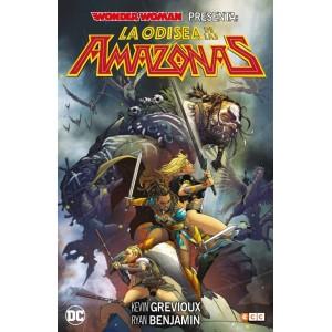 Wonder Woman presenta: La odisea de las amazonas