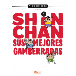 Shin-chan: Sus mejores gamberradas nº 01