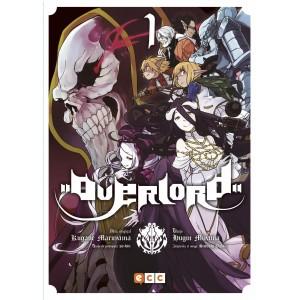 Overlord nº 01