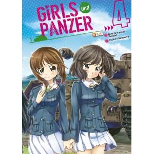 Girls und Panzer nº 04
