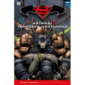 Batman y Superman - Colección Novelas Gráficas nº 22: Batman: Terrores nocturnos