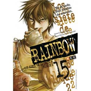 Rainbow, los siete de la celda 6 Bloque 2 nº 15