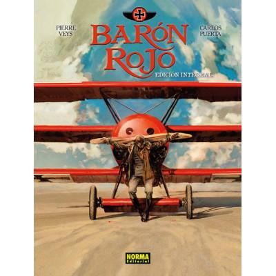 Barón Rojo: Edición integral
