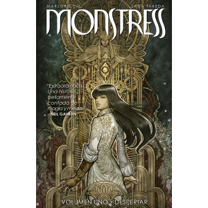 Monstress nº 01. Despertar