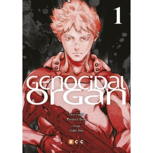 Genocidal Organ nº 01
