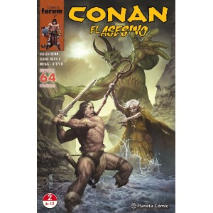 Conan El Asesino nº 02