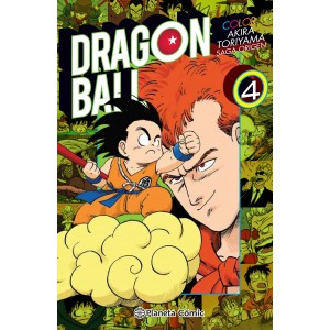 Dragon Ball Color Origen y Red Ribbon nº 04 (De 8)