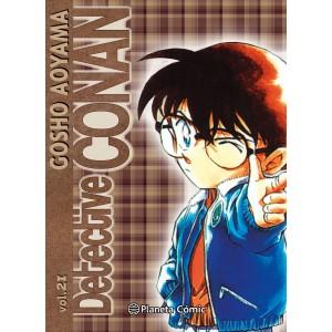 Detective Conan Kanzenban nº 21